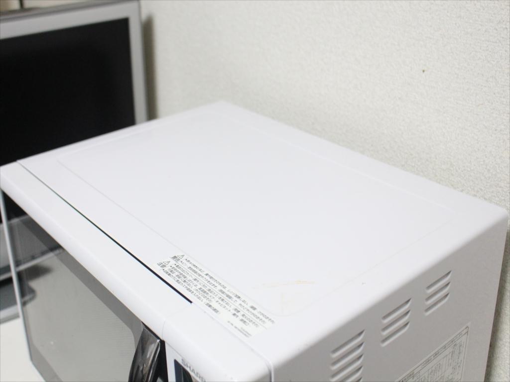 キレイ オーブン電子レンジ 2015年シャープ RE-S5D_画像6