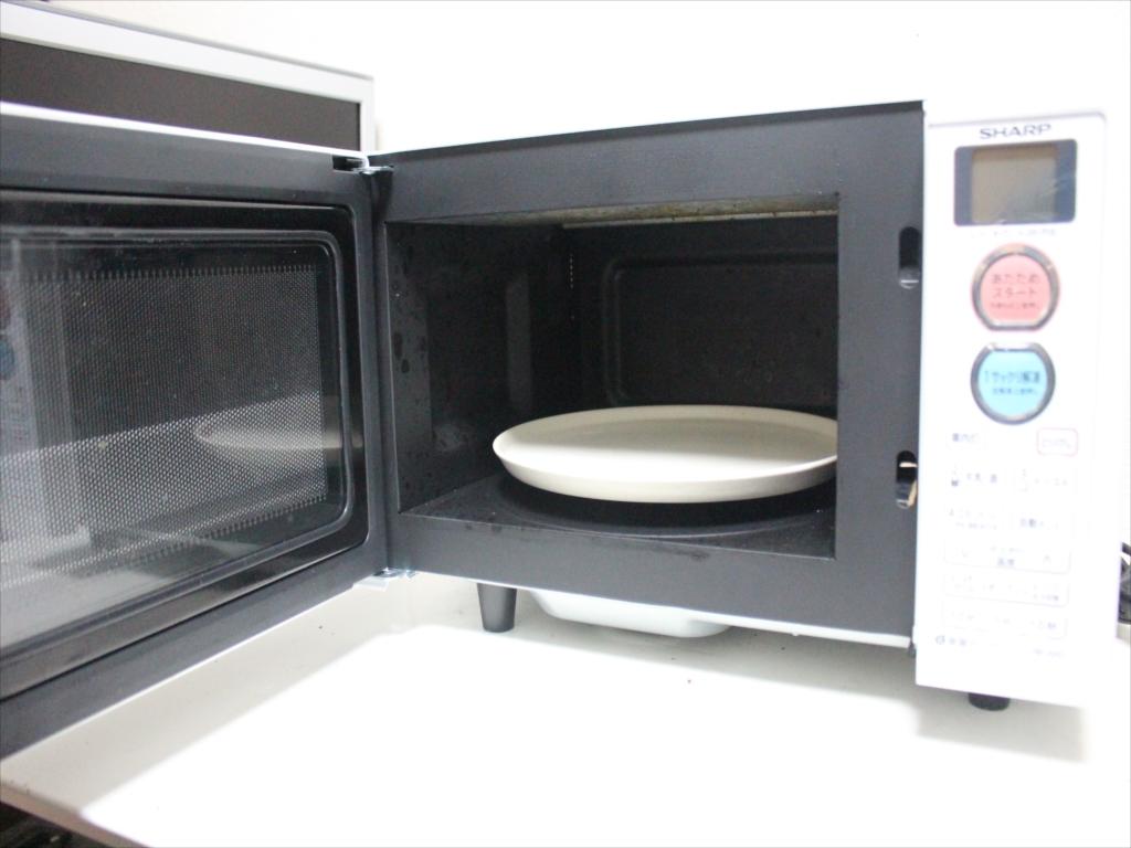キレイ オーブン電子レンジ 2015年シャープ RE-S5D_画像4