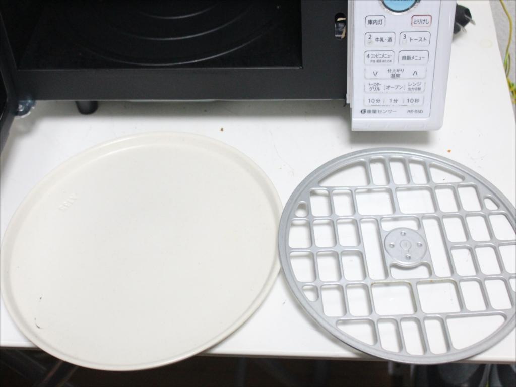 キレイ オーブン電子レンジ 2015年シャープ RE-S5D_画像5