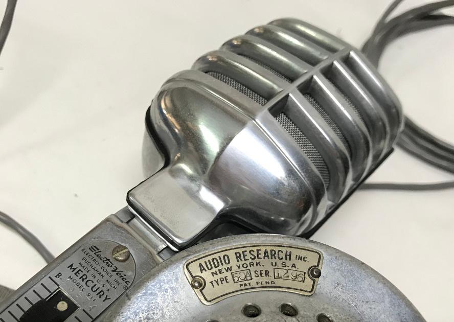 E Voice 911 , Audio Research 50A 2本まとめて_画像3