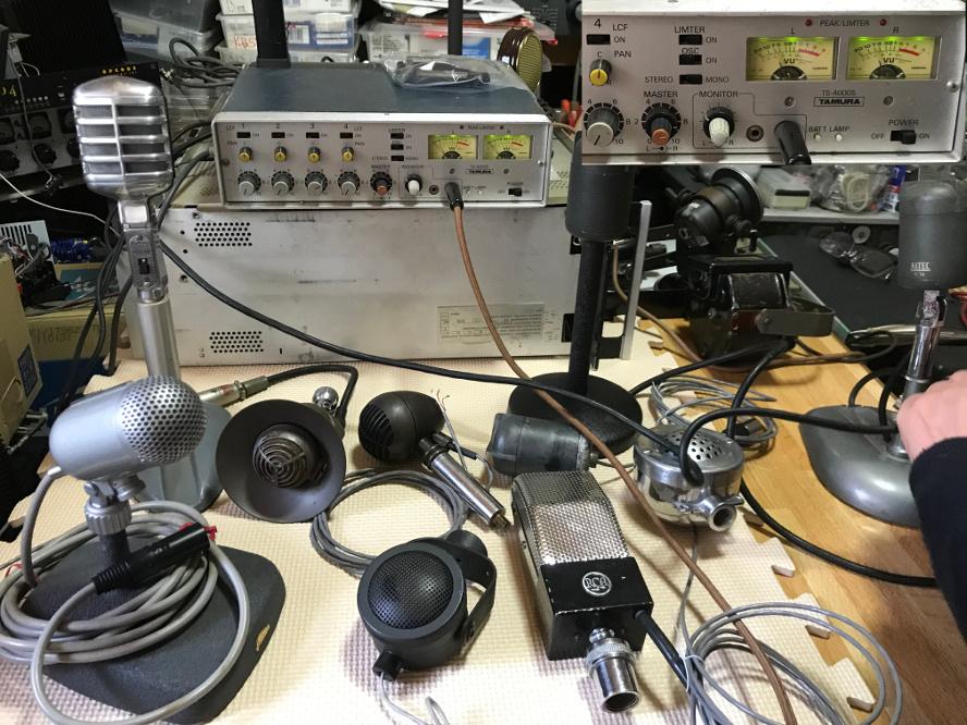 E Voice 911 , Audio Research 50A 2本まとめて_画像6