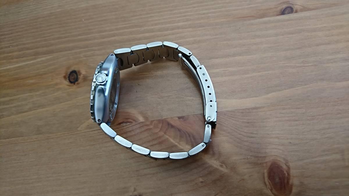 ◆◇テスター稼働品 電池切れ OMEGA オメガ SEAMASTER 200 シーマスタープロフェッショナル 200M レディース クォーツ 腕時計◇◆_画像3