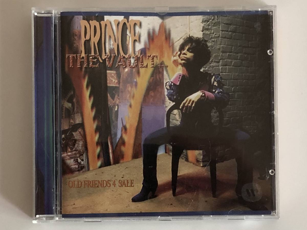 PRINCE プリンス / THE VAULT ... OLD FRIENDS 4 SALE USED_画像1
