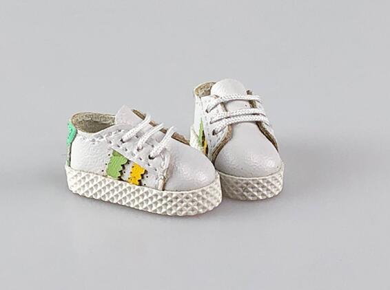 手作り♪ OB11 オビツ11サイズ お靴 シューズ スニーカー 3色 カラー選択可56_画像3