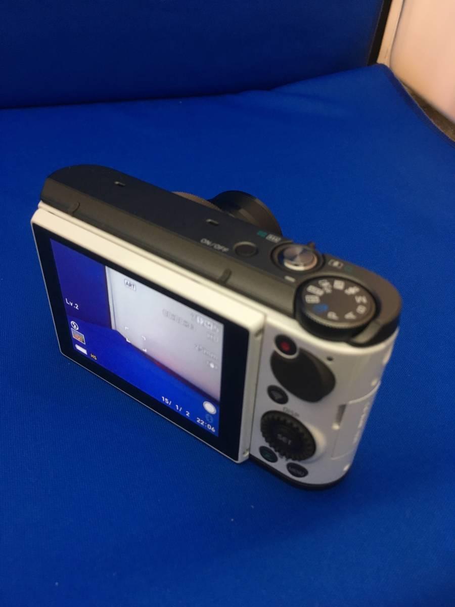 現状 動作品 中古 カシオ CASIO EXILIM EX-ZR3000 デジタルカメラ コンデジ _画像3