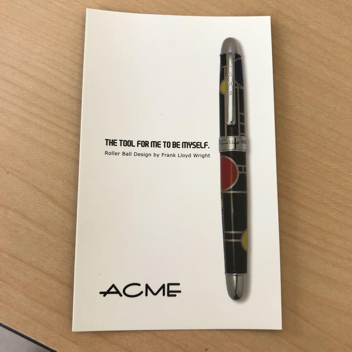 ACME 未使用ボールペン_画像5