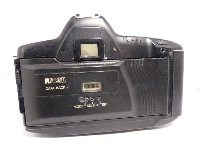 Kマウント リコーXR-10 PF+ペンタックス SMC-M40-80㎜F2.8-4マクロ  ジャンク_画像2