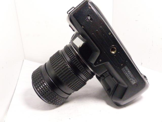 Kマウント リコーXR-10 PF+ペンタックス SMC-M40-80㎜F2.8-4マクロ  ジャンク_画像3