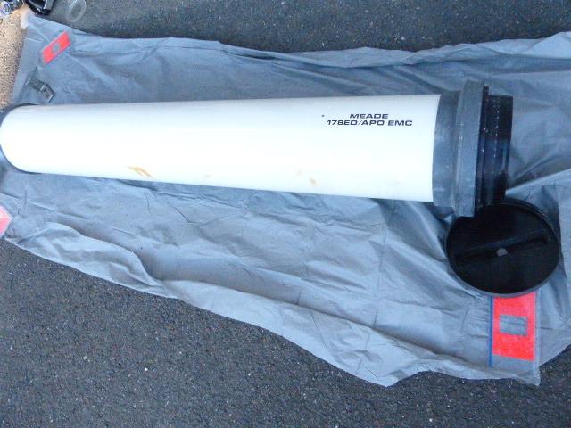■■■■大口径 ミード 178ED/APO EMC 屈折望遠鏡