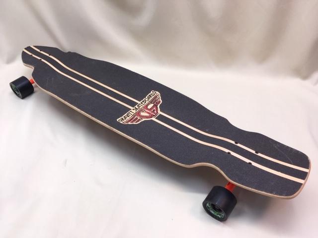 GRAVITY グラビティ スケートボード 40inch mini kick ロングスケボー サーフィン トレーニング 中古 程度良!!