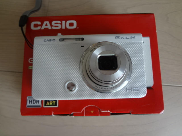 CASIO カシオ EXILIM EX-ZR70_画像4