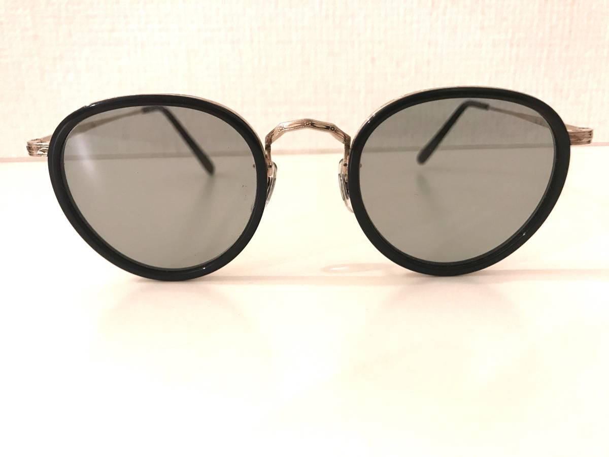 OLIVER PEOPLES [復刻モデル MP-2 BK Limited Edition 雅 (オプテックジャパン期)]オリバーピープルズ サングラス メガネ メガネ sun MP2_画像3