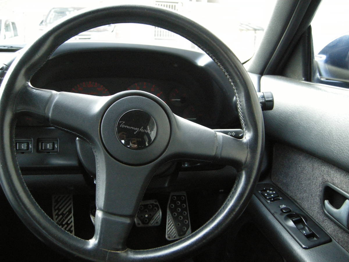 トミーカイラ M30 スカイライン R32 RB30 ウィングロボ(電動リアウィング)付 _画像7