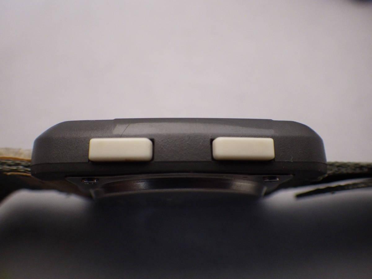 デッドストック 80's SEIKO PULSE METER パルスメーター S229-5001 心拍計 電池交換済 ランナーズ_画像4