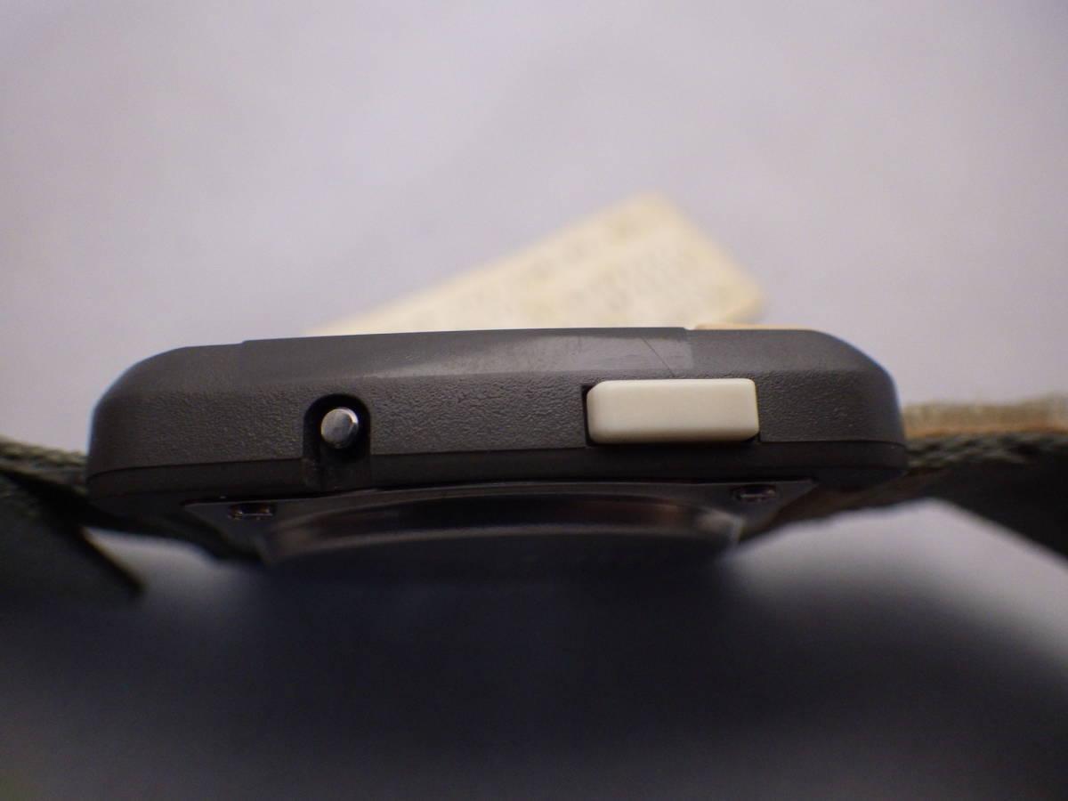 デッドストック 80's SEIKO PULSE METER パルスメーター S229-5001 心拍計 電池交換済 ランナーズ_画像5
