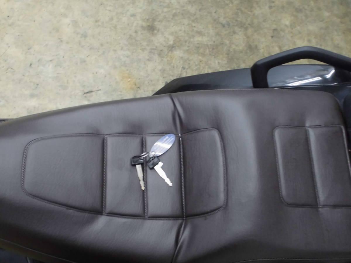 @ 神戸~試乗 ok フュージョンX250 ワンオーナー 走行多い目ですが、多少の割れ小キズは有りますが 大きなダメージ無し 登録.自賠責付_画像5