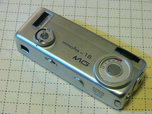 綺麗 Minolta ミノルタ Minolta-16 MG型 ROKKOR 2.8/20mm (動作・極美品) 付属品付/16mmフィルム モデル/ジャンク扱い_画像4