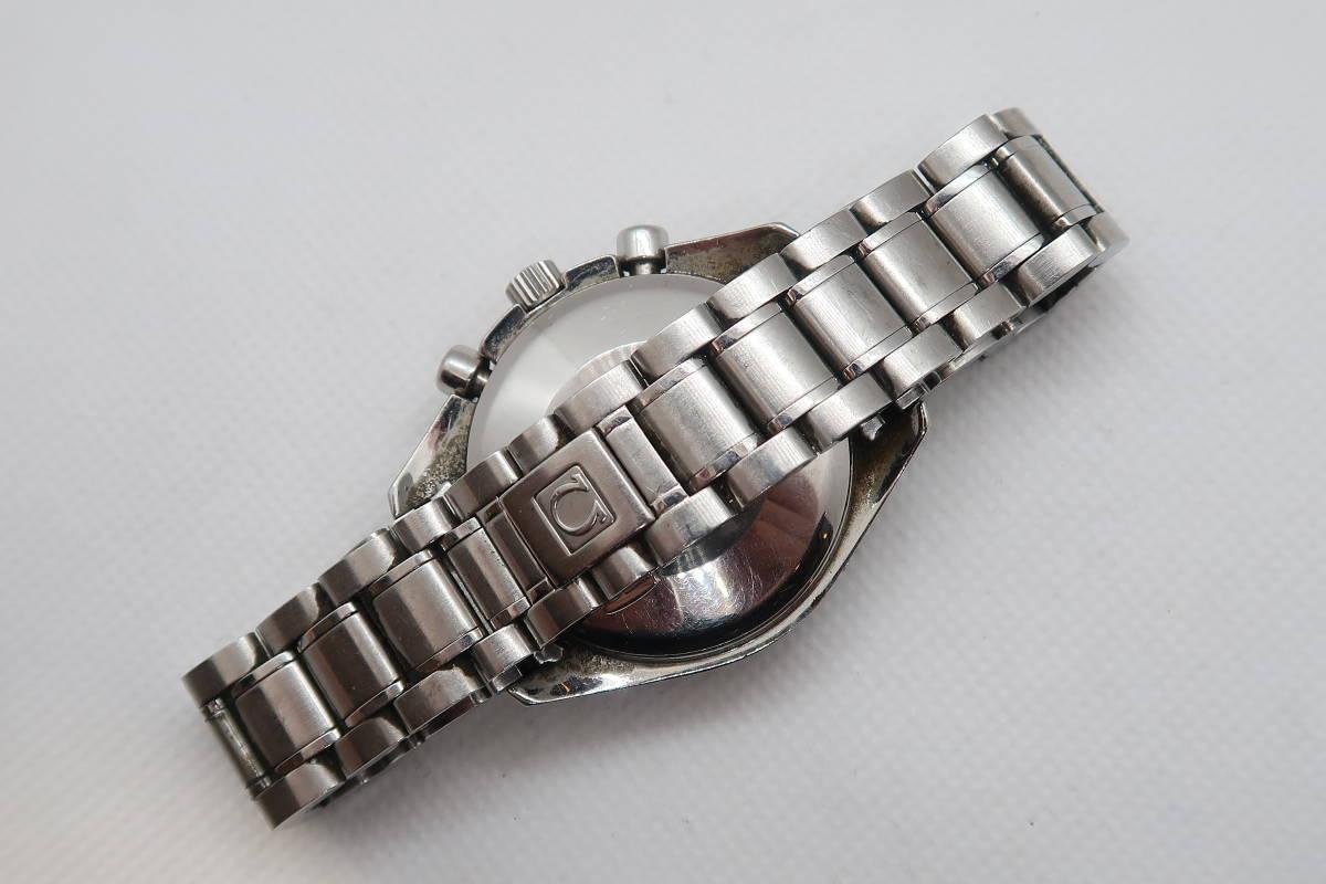 ◆◇1円~ジャンク OMEGA オメガ スピードマスター トリプルカレンダー Cal.1151 メンズ腕時計 自動巻き◇◆_画像3