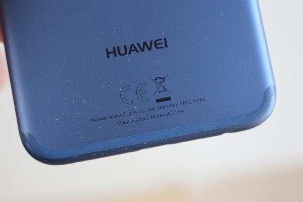 ★ジャンク!Huawei nova2 PIC-LX9 ブルー SIMフリースマホ★_画像4