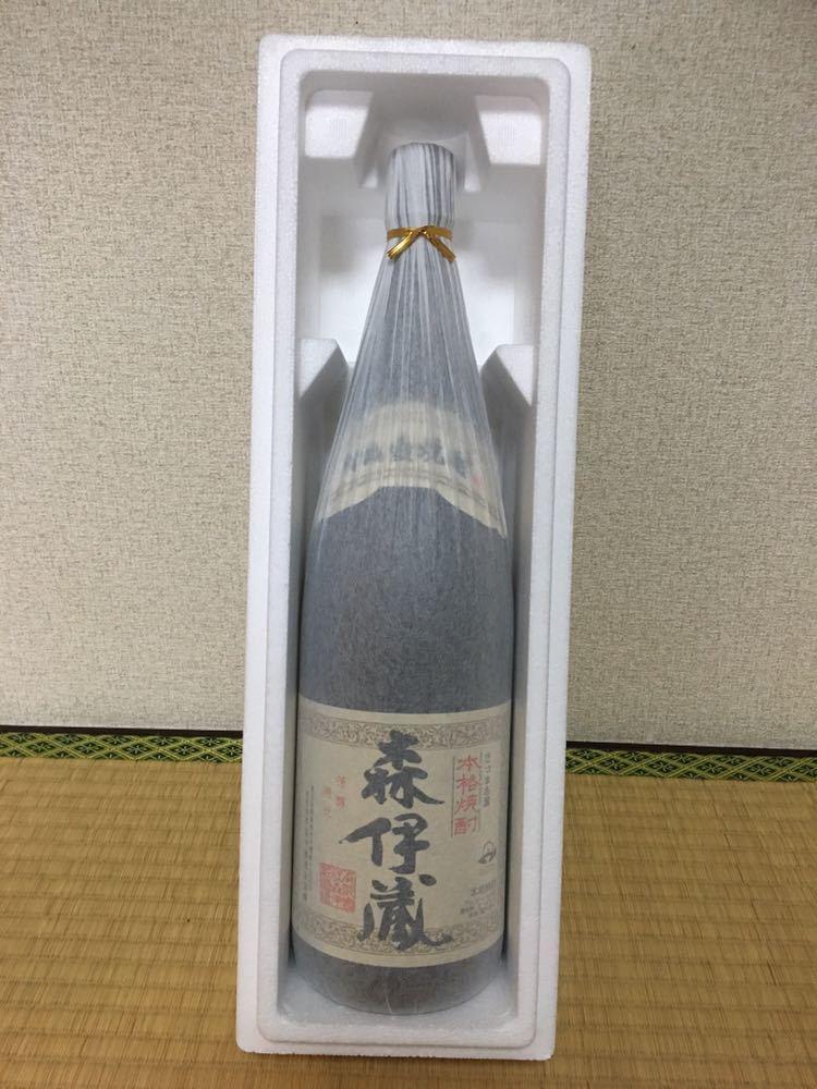 森伊蔵 芋焼酎1800ml 2本セット _画像2