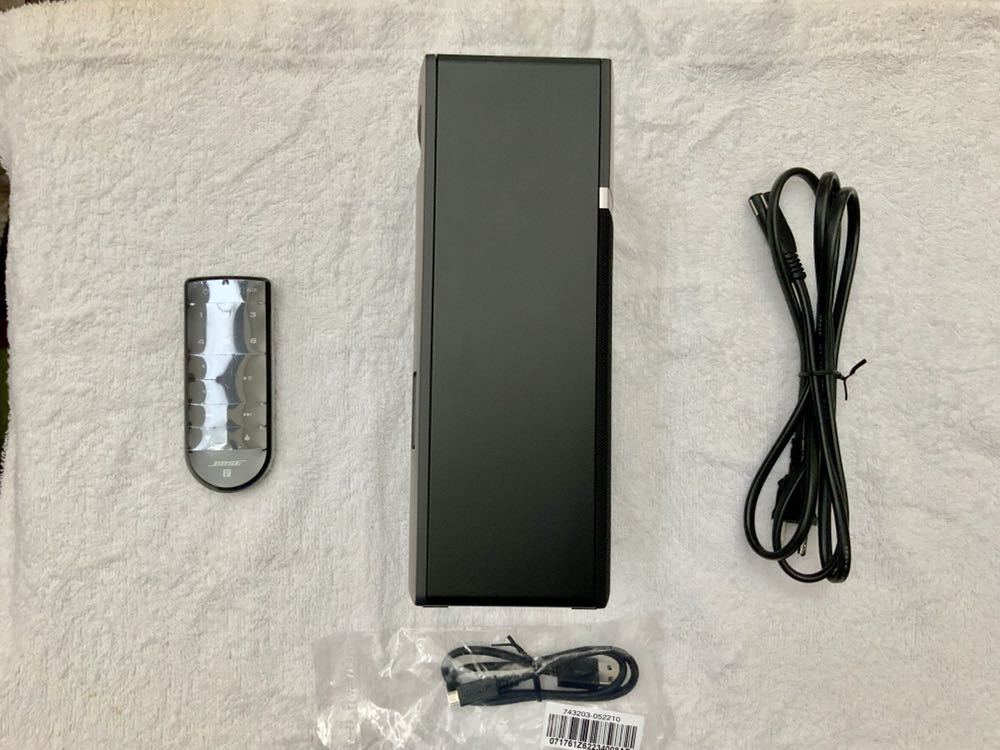 BOSE SoundTouch10 展示品 リモコン付き ボーズ スピーカー_画像2