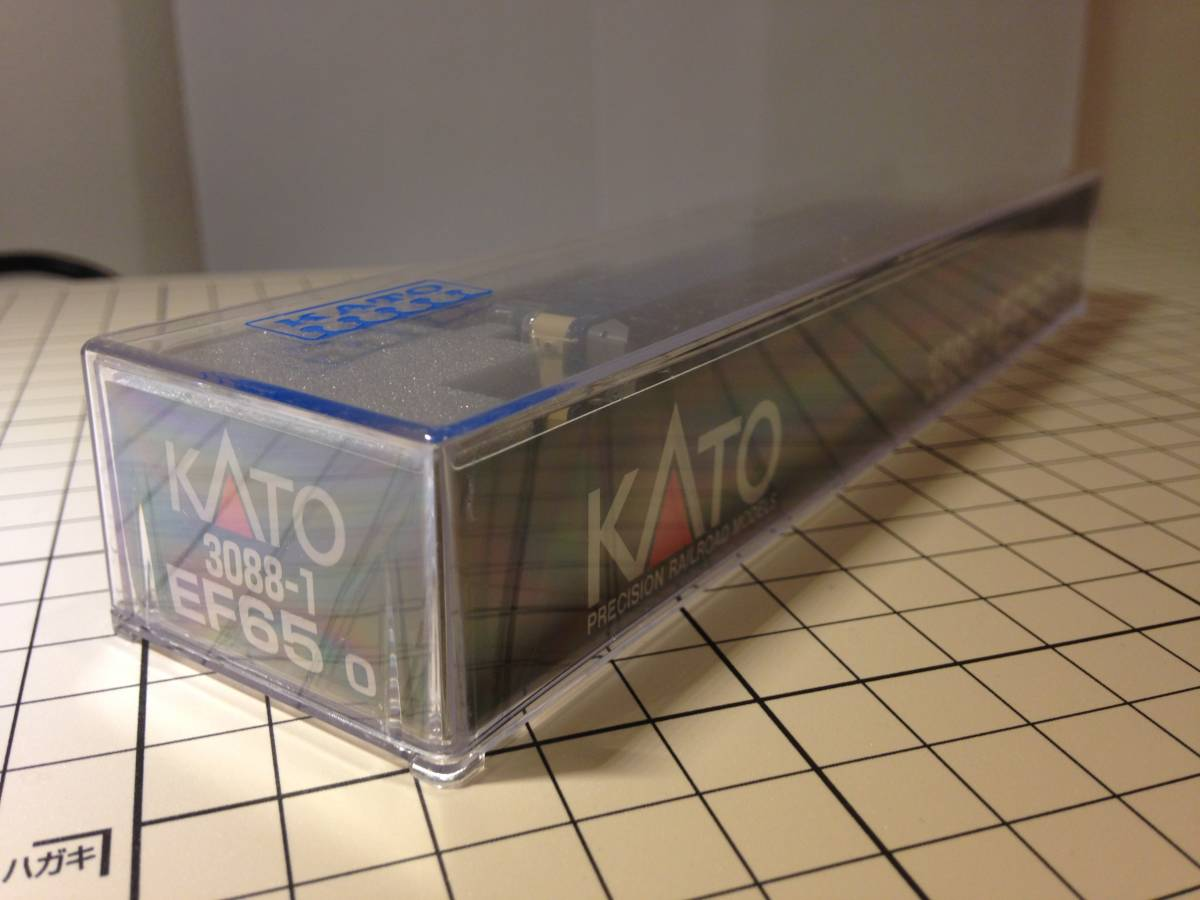 KATO 3088-1 EF65-0_画像4