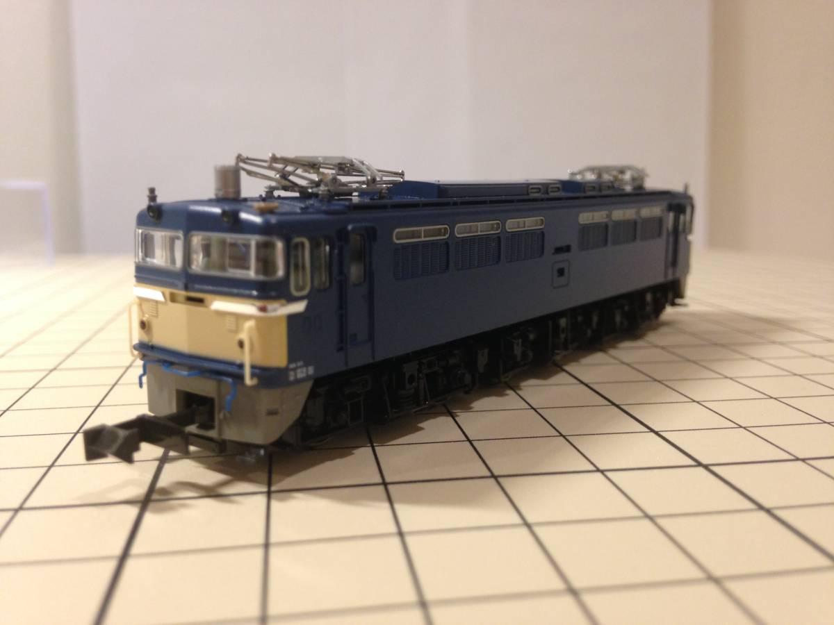 KATO 3088-1 EF65-0_画像5