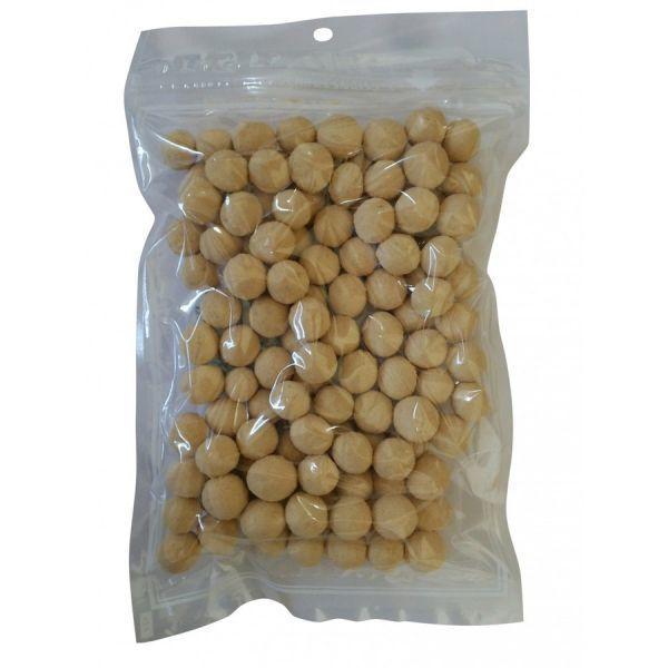 きなこ大豆 250g チャック袋 250gX1袋 九州工場製造品 黒田屋_画像2