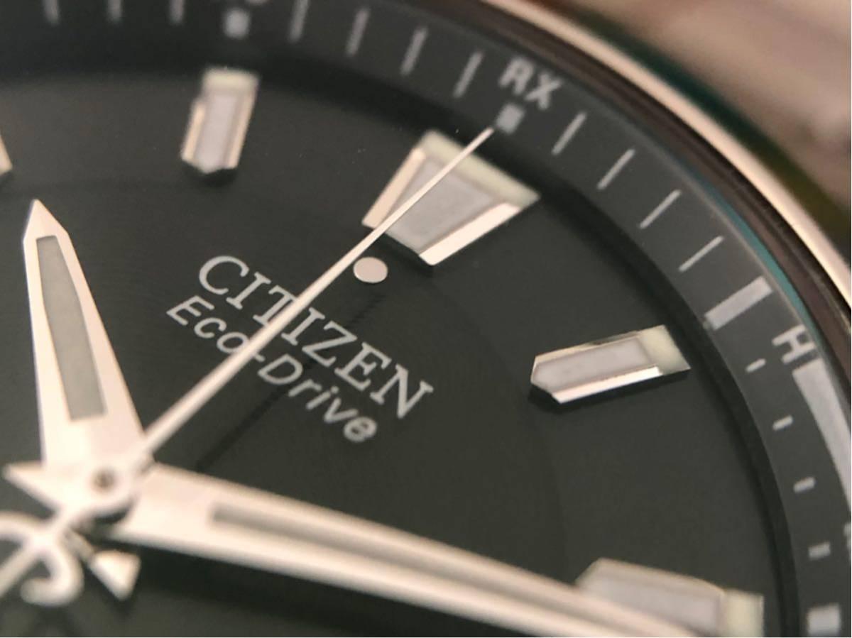 【1円~大人気】シチズン アテッサ エコドライブ 電波時計 CITIZEN WATCH ATTESA ATD53-2841 H110-T011331 クォーツ 腕時計【現行モデル】_画像6