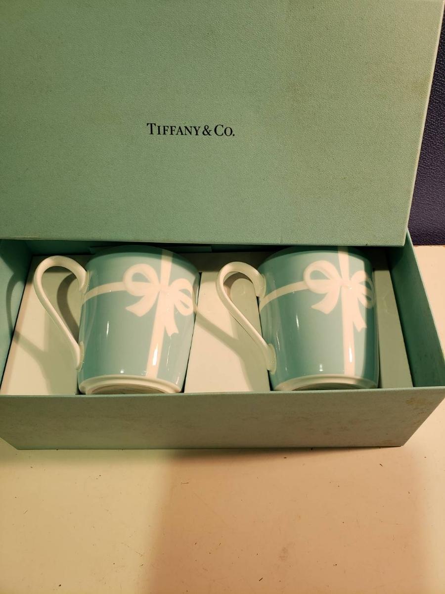 ティファニー マグカップ Tiffany