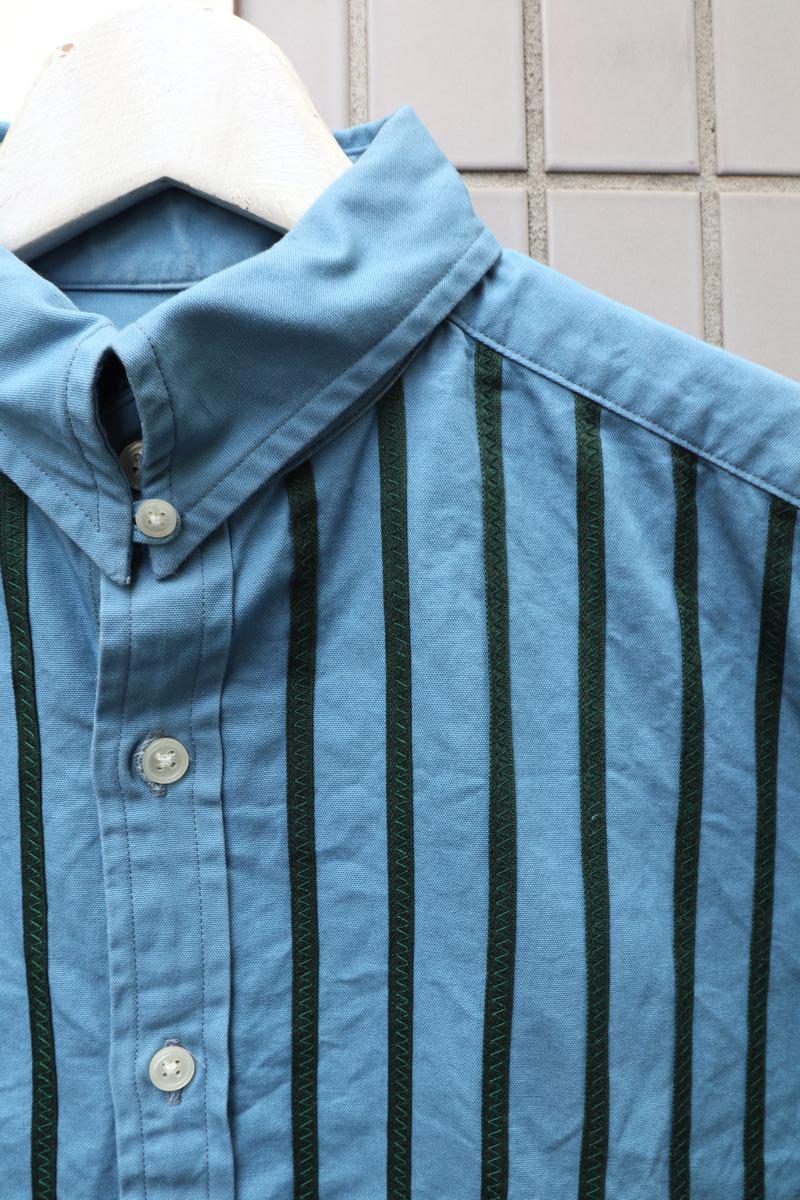 kolor カラー デザイン 長袖シャツ レターパック発送対応_画像3