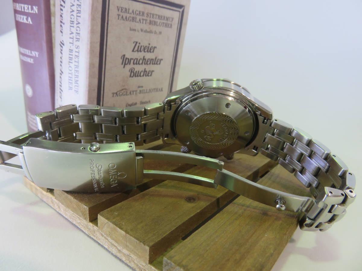 RI★大人気★可動品 OMEGA オメガ シーマスター プロフェッショナル 300M クロノグラフ 自動巻き メンズ 腕時計 ウォッチ_画像4