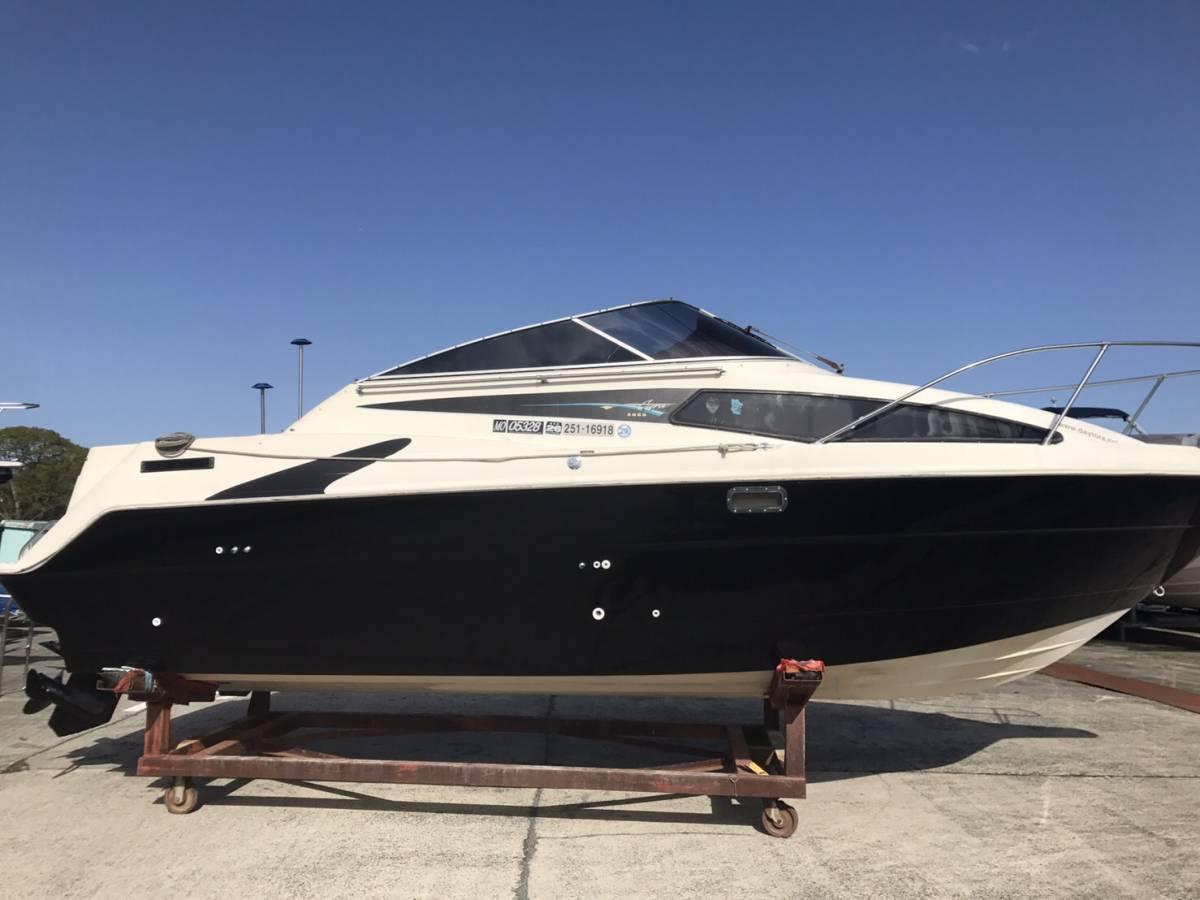 ベイライナー2655 シエラ 11名乗り びわ湖艇 今年の夏に手に入れやすい価格でどうぞ!