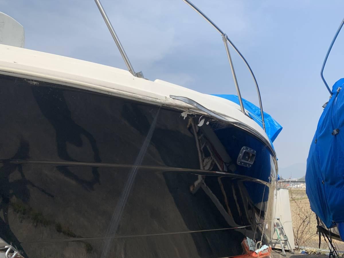 ベイライナー2655 シエラ 11名乗り びわ湖艇 今年の夏に手に入れやすい価格でどうぞ!_画像8