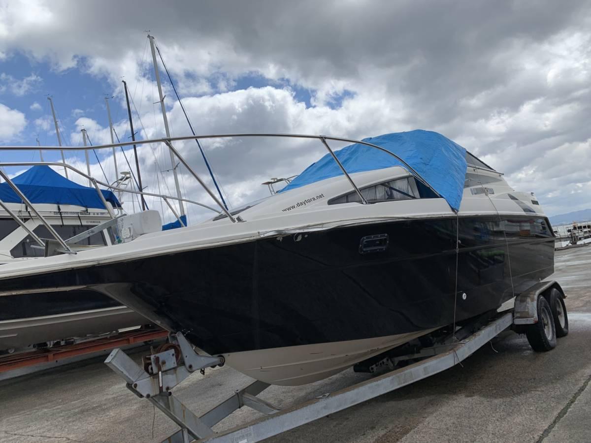 ベイライナー2655 シエラ 11名乗り びわ湖艇 今年の夏に手に入れやすい価格でどうぞ!_画像4