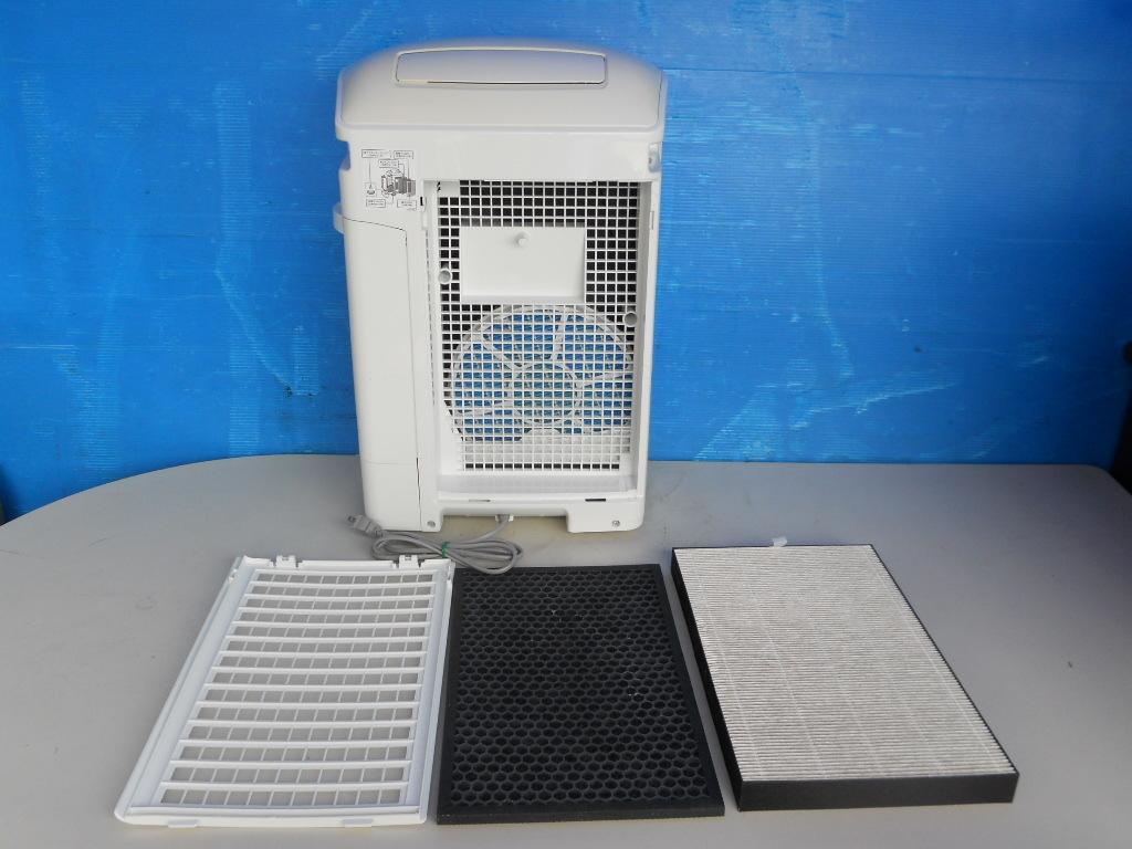 【美品】シャープ 加湿空気清浄機 プラズマクラスター搭載【KC-E50-W】_画像9