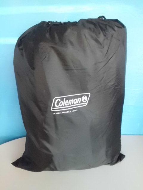 Coleman コールマン クイーンエアベッド4Dビルトインポンプ(電池式ポンプ内蔵型)_画像4