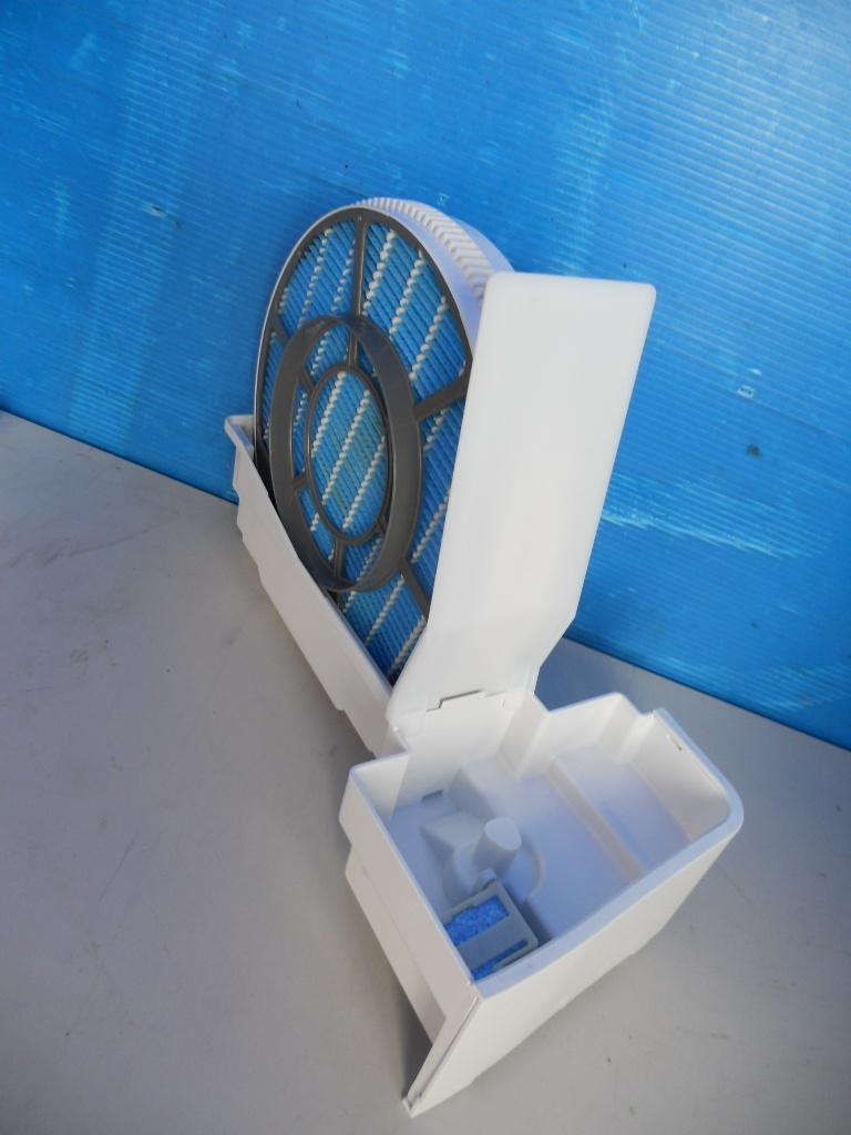 【美品】シャープ 加湿空気清浄機 プラズマクラスター搭載【KC-E50-W】_画像6