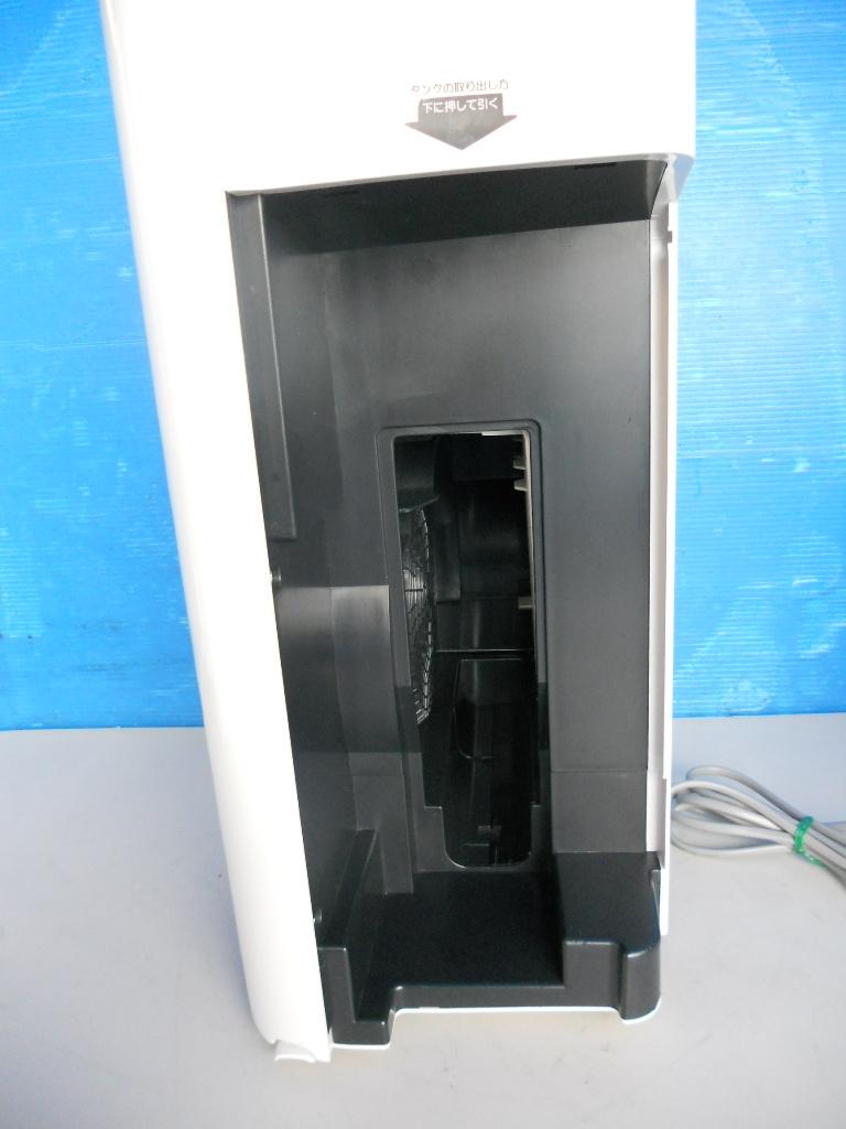 【美品】シャープ 加湿空気清浄機 プラズマクラスター搭載【KC-E50-W】_画像5