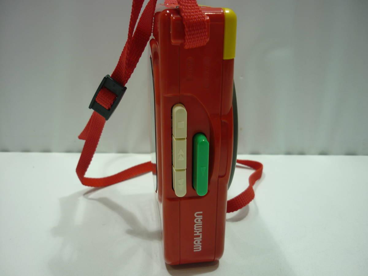 【ジャンク】#9321 SONY / ソニー ラジオカセットプレーヤー ウォークマン WM-F3030_画像5