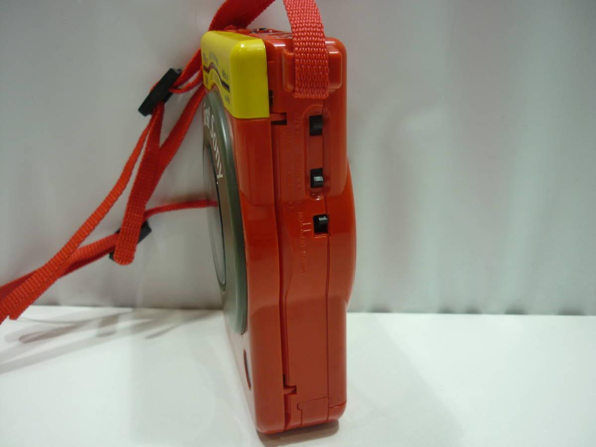 【ジャンク】#9321 SONY / ソニー ラジオカセットプレーヤー ウォークマン WM-F3030_画像3