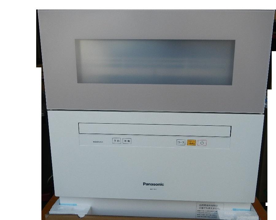 ☆売切り☆未使用☆パナソニック 食器洗い乾燥機 NP-TH1-C☆2018年製☆                               270_画像4
