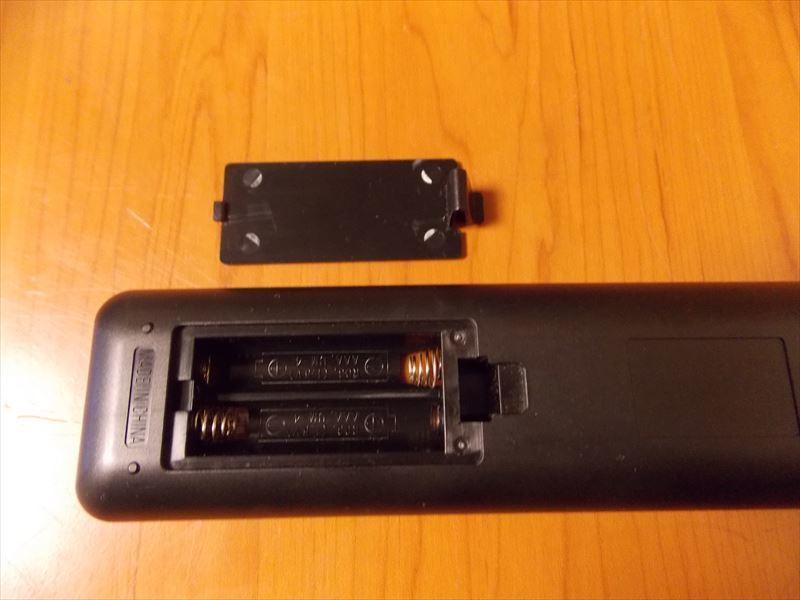 【送料185円】Pioneer AXD7608 X-HM50用リモコン 動作確認済_画像2