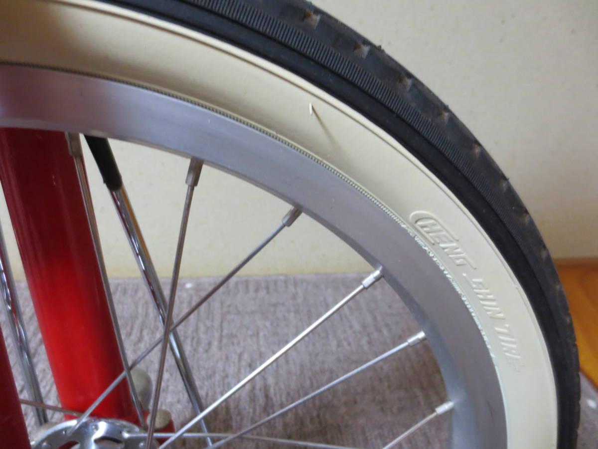 ◆◆◆【ブリヂストン◆BRIDCESTONE◆一輪車◆18×1,5◆】_画像6