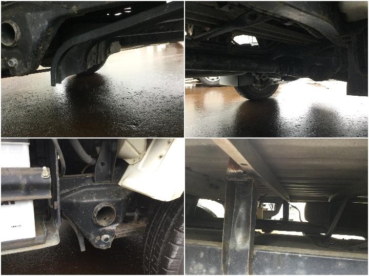 売り切り!! 新潟発!! 平成6年 KS4 スバル サンバー トラック 4WD 5MT 6.7万km 検無し_画像8