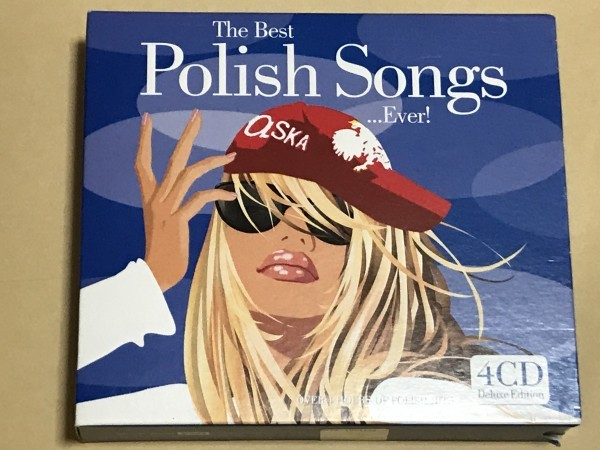 The Best Polish Songs... Ever! 4CD