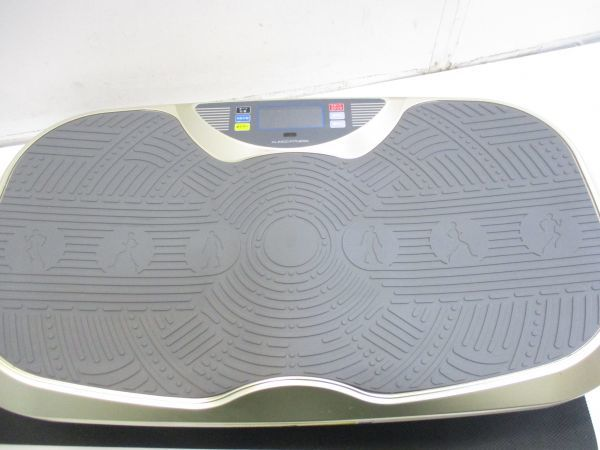 ○美品 アルインコ ALINCO FITNESS FAV3218 3D 振動 マシン バランス ウェーブ ビート エクササイズ 運動 E-4128○_画像6