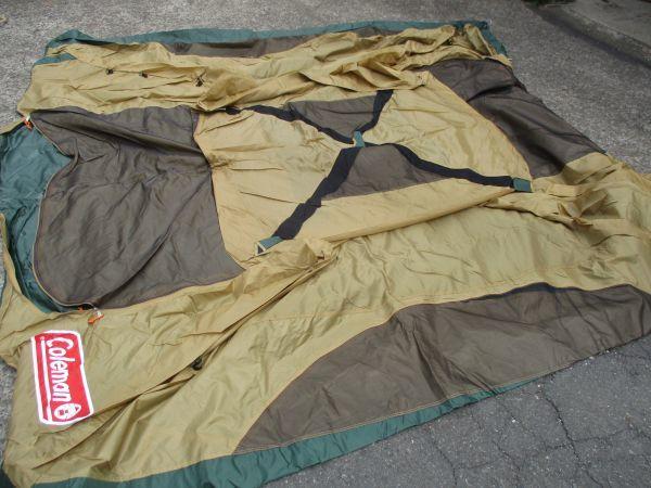 ○Coleman コールマン タフワイドドーム 300EXⅢ 170T15550J テント 4-5人用 B-4171○_画像3