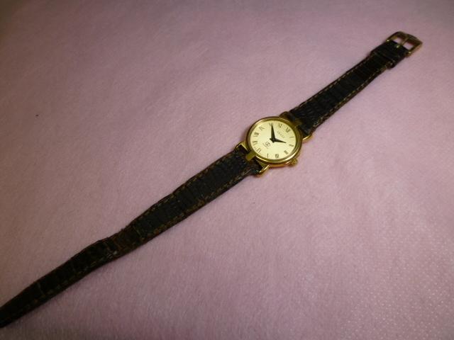 GUCCI グッチ 3400F-L レディース腕時計 SWISSMADE_画像3