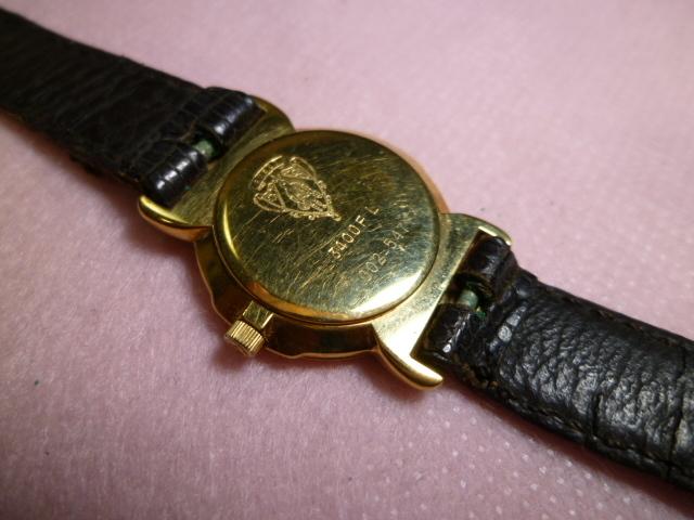 GUCCI グッチ 3400F-L レディース腕時計 SWISSMADE_画像5